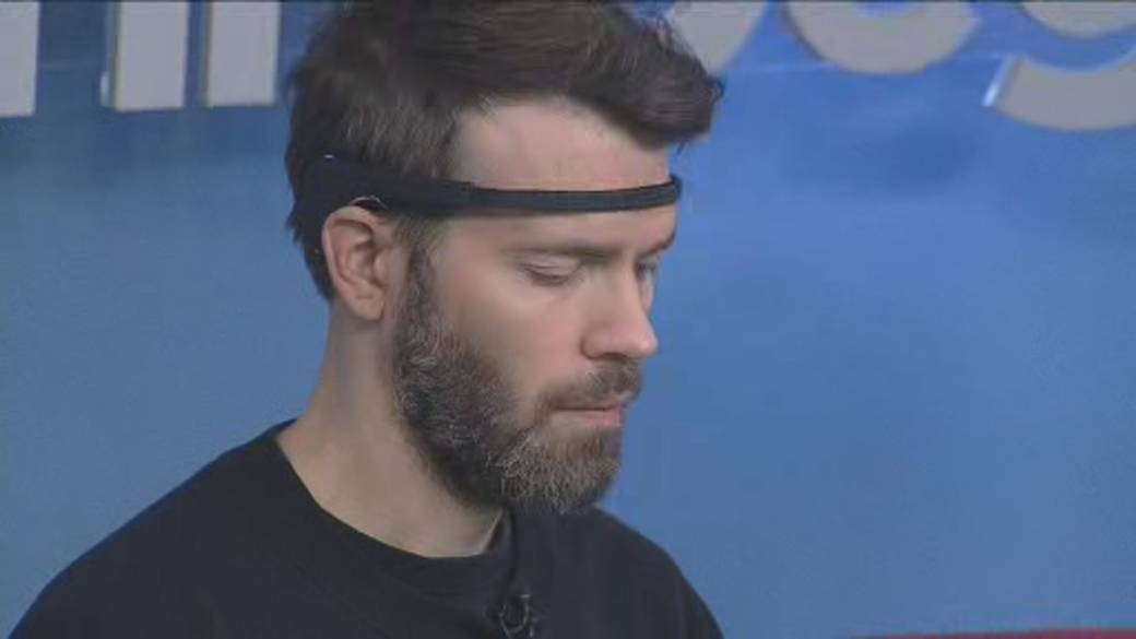 Click to play video: 'Creating beats with brainwaves'