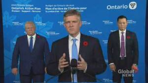 Ontario government pitches 2021 as 'year of the Ontario staycation' (03:15)