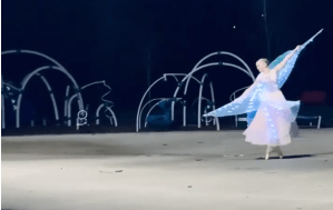 Pop up Abbotsford dance performance brightens COVID-19 gloom (04:00)