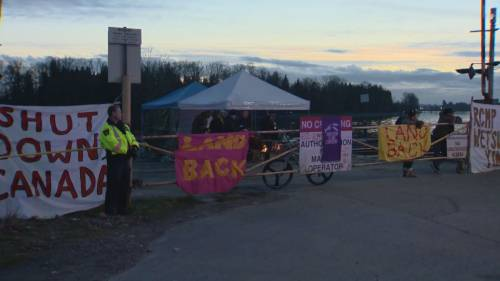 A new wave of blockades spring up in B.C. | Watch News Videos Online