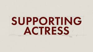 Academy Award nominees for Best Supporting Actress announced