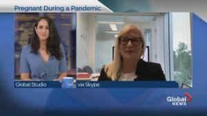 The realities of being pregnant during a pandemic