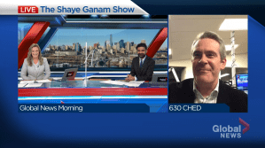 Shaye Ganam set to host new Alberta-wide talk show (04:46)