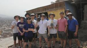 B.C. high school kids stuck in Peru after country takes drastic measures to control COVID-19 (01:44)