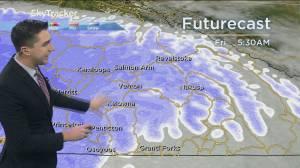 Kelowna Weather Forecast: October 21 (03:32)