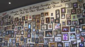 Italian eatery 'Ritorno' gives back with 'Nonna Wall' this Mother's Day (02:05)