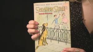 Sydney Morton reads Solomon Shag