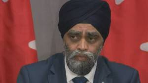Defence Minister Sajjan won't say if he told PM about 2018 Vance allegations (02:28)