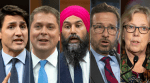 Federal Election 2019: Latest Ipsos poll sees Trudeau move ahead of Scheer as voters' choice for prime minister