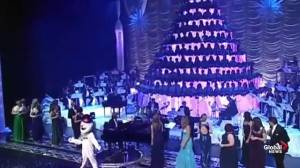 The Singing Christmas Tree ready for 50th and final year in Edmonton