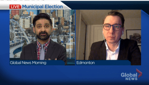 Councillor Michael Walters looks ahead to the municipal election and the provincial budget (04:41)