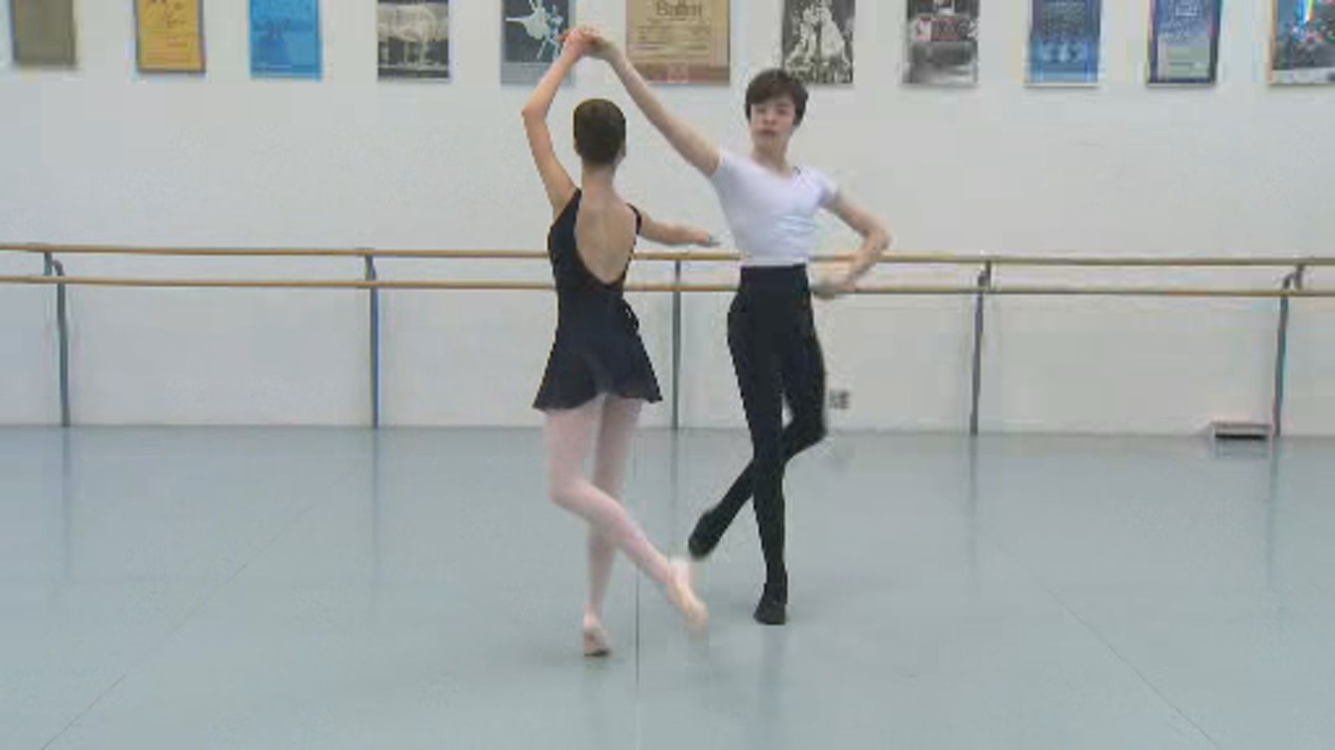 Royal Winnipeg Ballet School offering programs for all skill levels and all ages