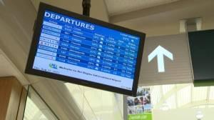 Regina airport grapples with financial challenges, reduced travel demand (01:20)