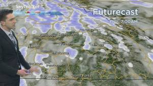 Kelowna Weather Forecast: March 26