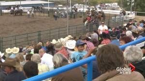 COVID-19: Provincial grant offers support to Alberta's sport, rodeo, art organizations (01:48)