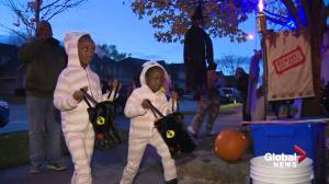 Health Matters: How to safely trick-or-treat in a pandemic