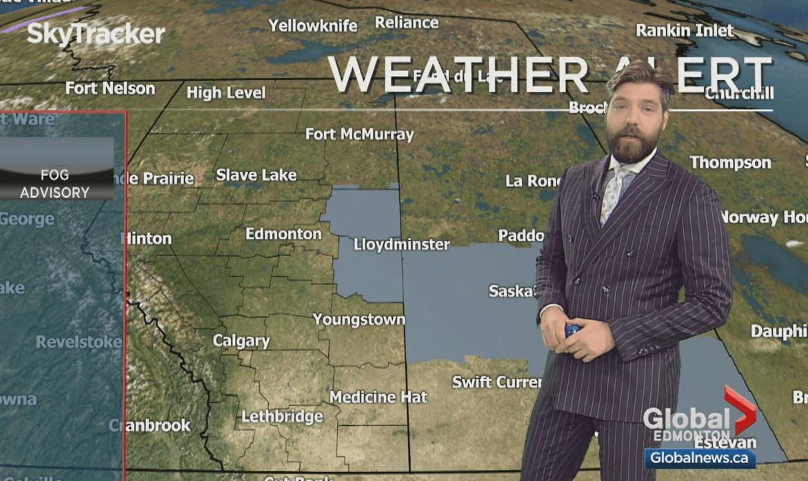 Global Edmonton weather forecast: Jan. 28