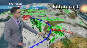 Kelowna Weather Forecast: June 25