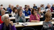 Play video: Saskatoon seniors hitting the books at University of Saskatchewan