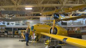 Calgary flight museum celebrates National Aviation Day