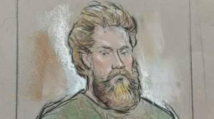 The case against accused Canadian extremist Patrik Mathews (03:37)