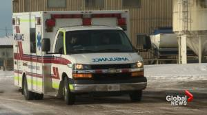 'Shocking': southern Alberta first responders react to EMS dispatch consolidation (02:08)