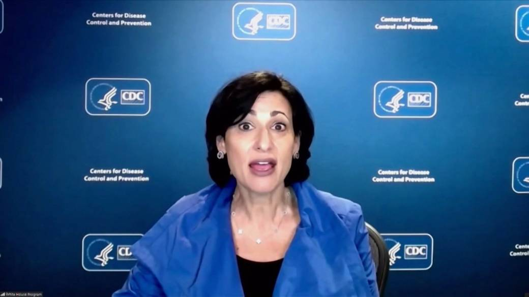 Click to play video: 'CDC Director says B117 COVID-19 variant now the 'dominant form' of the virus in the U.S.'
