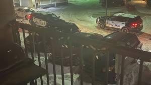 Edmonton police investigate suspicious death in the north end