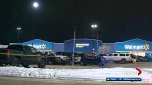 RCMP reveal more details in random fatal shooting outside Red Deer Walmart