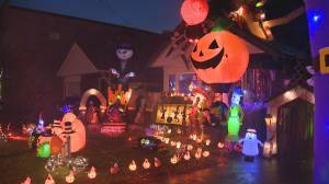 A different Halloween: Ontarians talk about their plans after the province's recommendations to not trick-or-treat hotspot regions (02:12)