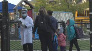 Student tests positive for COVID-19 at Markham school