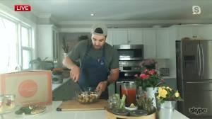 Easy backyard summer recipes (03:55)
