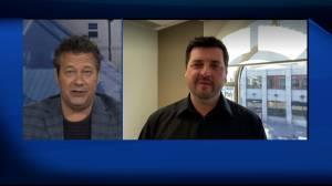 Global News Morning chats with Matt Lee (05:10)