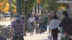 Coronavirus: City of Toronto officials sounding alarm over soaring infection rates