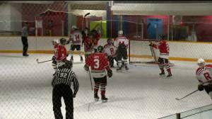 HIGHLIGHTS: MMJHL Hawks vs Riels – Dec. 16