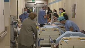 GTA hospitals to shut down in-patient pediatric units and send children to SickKids (02:03)