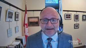 Lametti outlines 2 projects aimed at revitalization of Indigenous laws (02:46)