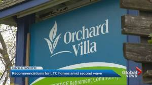 Ontario's patient ombudsman says LTC homes need to make changes