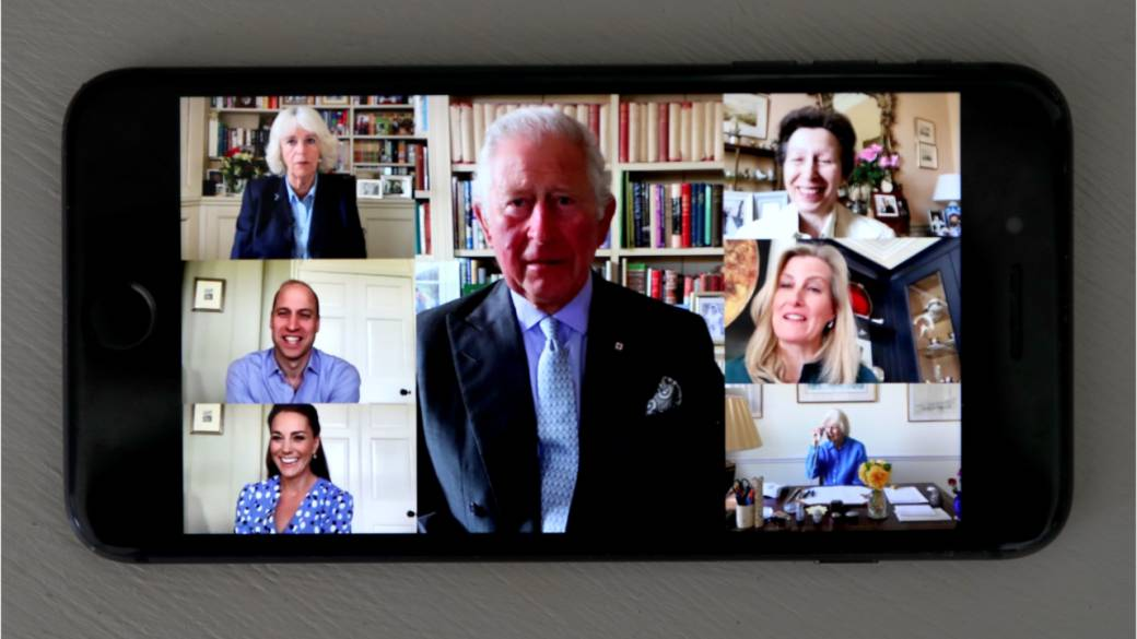 Click to play video 'Usually untouchable, here's how the Royal Family is impacted by coronavirus'