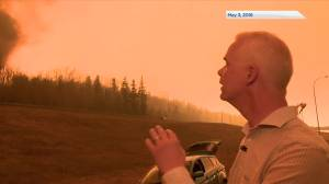 Mental health toll of the Fort McMurray wildfire and other emergencies (07:21)