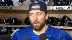 Winnipeg Jets Post Game Reaction – Oct. 10