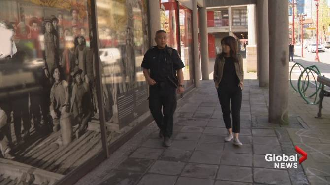Click to play video: Hidden Hate: Fear in Vancouver's Chinatown community