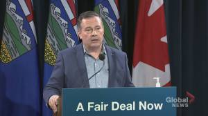 Albertans to vote on equalization, daylight saving time, senators during fall election (02:20)