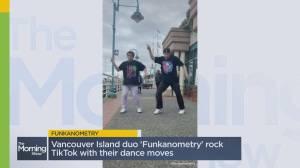 BC dance duo taking over TikTok (03:21)
