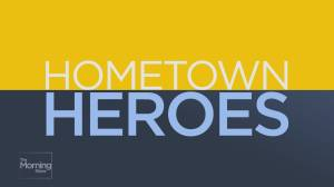 Hometown Heroes: Cycling to #CrushCovid