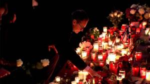 Berlin commemorates victims of 2016 Christmas market truck attack
