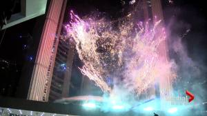 Torontonians warned to plan ahead for New Year's festivities
