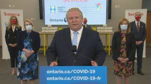 New COVID-19 restrictions expected Wednesday in Ontario, sources say (00:35)
