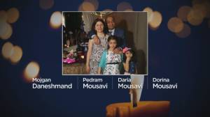 Remembering Edmonton victims of plane crash in Iran