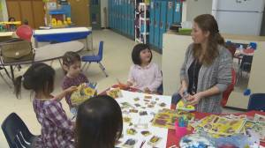 Poll finds little agreement over best approach to assist parents of young children in Canada (04:55)
